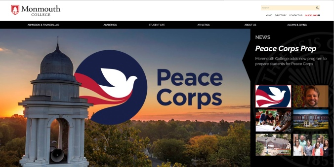 Peace Corps Prep Program Announced